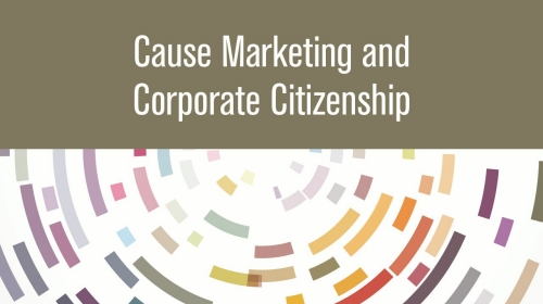 KnowledgeProduct-CauseMarketingandCorporateCitizenship