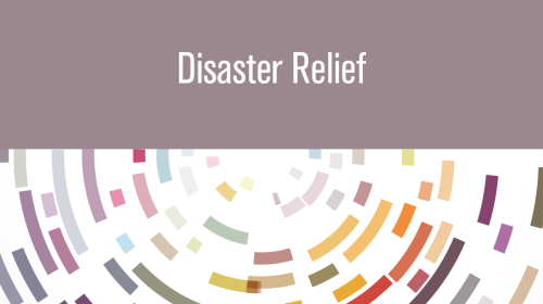 IssueBrief-DisasterRelief