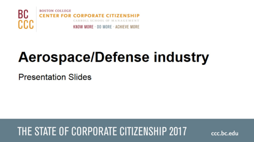 StateofCorporateCitizenship2017_AerospaceDefense_Members