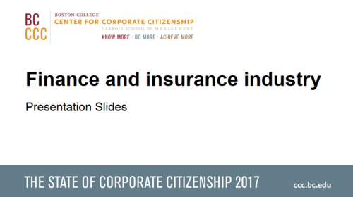 StateofCorporateCitizenship2017_Financeandinsurance_Members