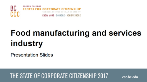 StateofCorporateCitizenship2017_Foodmanufacturingservices_Members